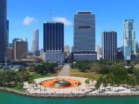 Miami Centre Ville Downtown