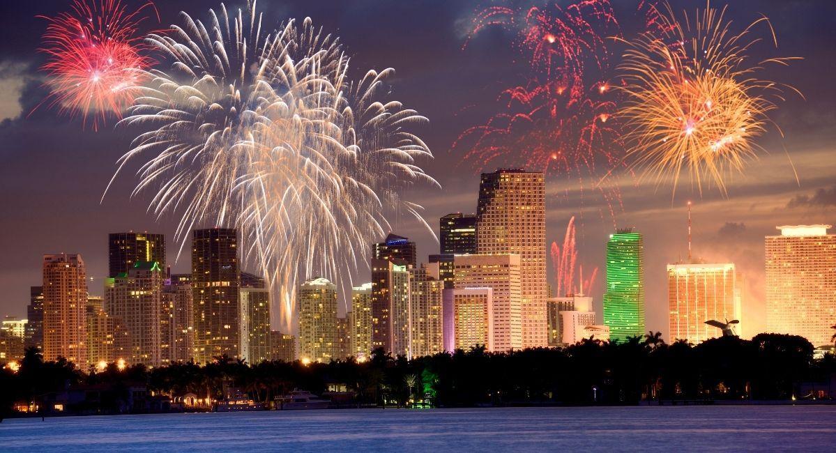 Miami Nouvel An