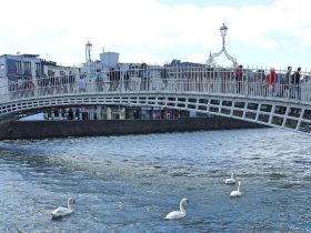 Dublin Ha Penny Bridge