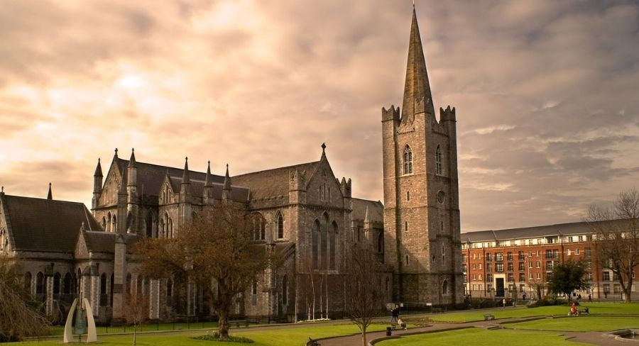 Dublin Cathedrales