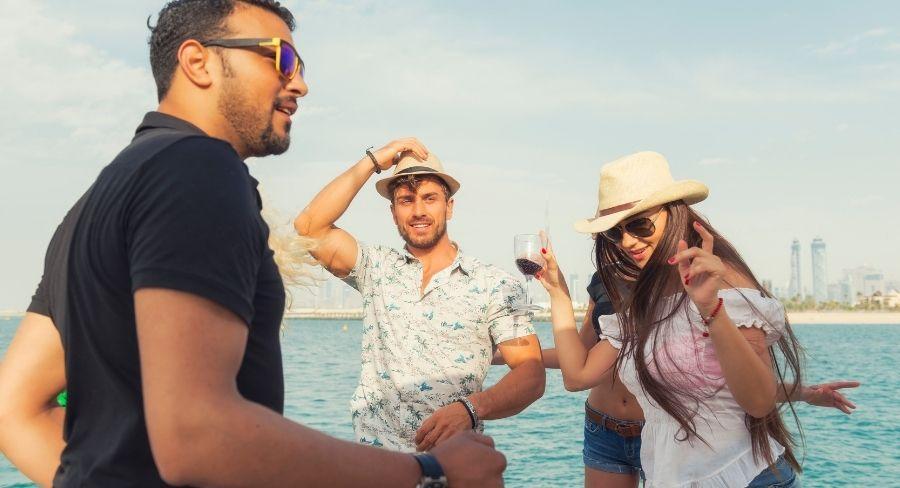 Dubai Activites Familiales