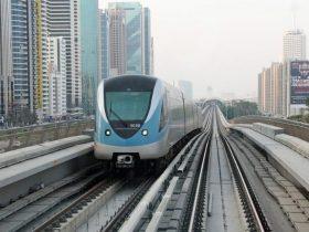 Dubai Transports Bus Metro