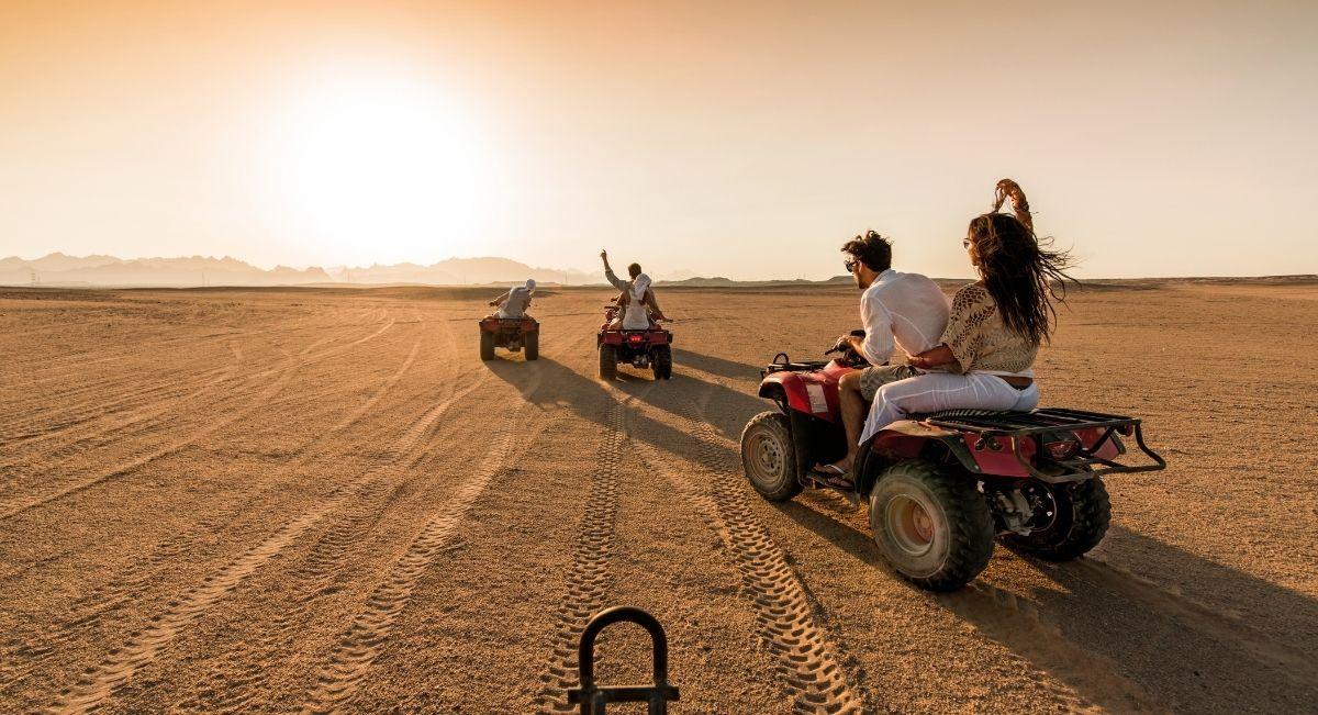 marrakech quad desert