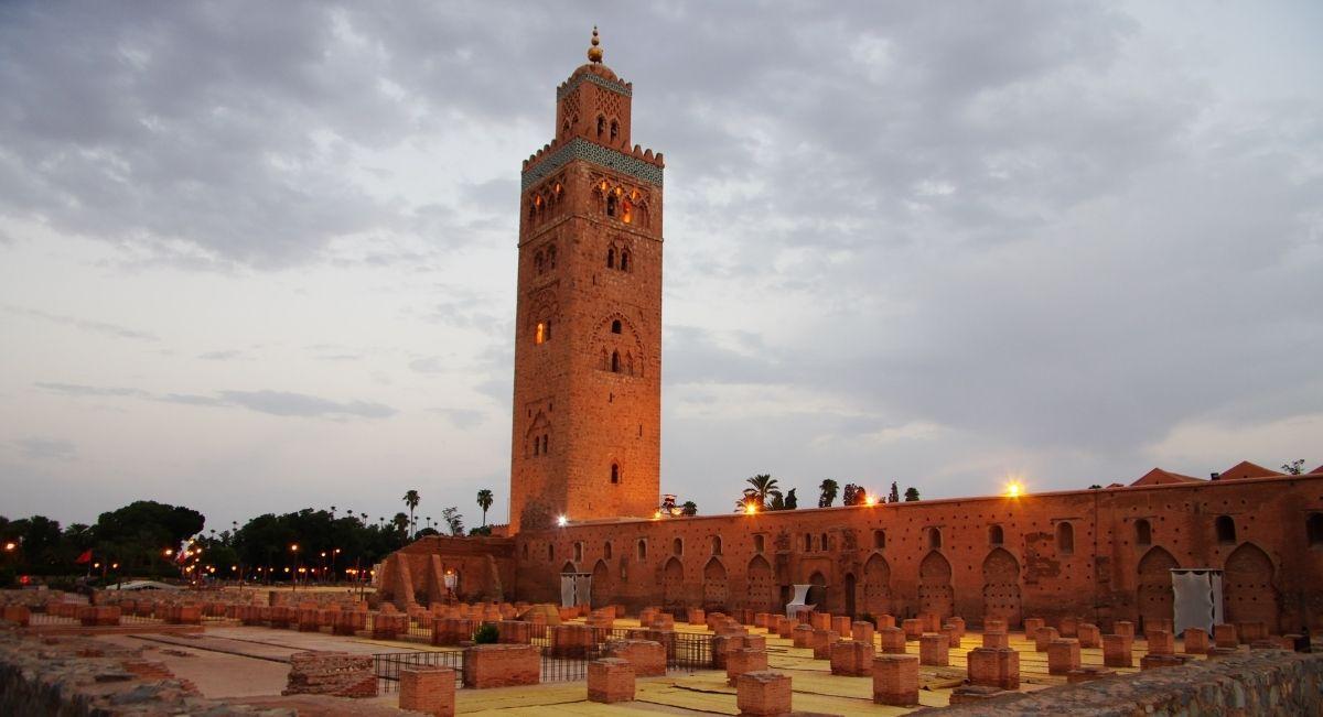 marrakech visiter 2 jours itineraire
