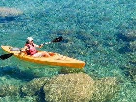minorque kayak