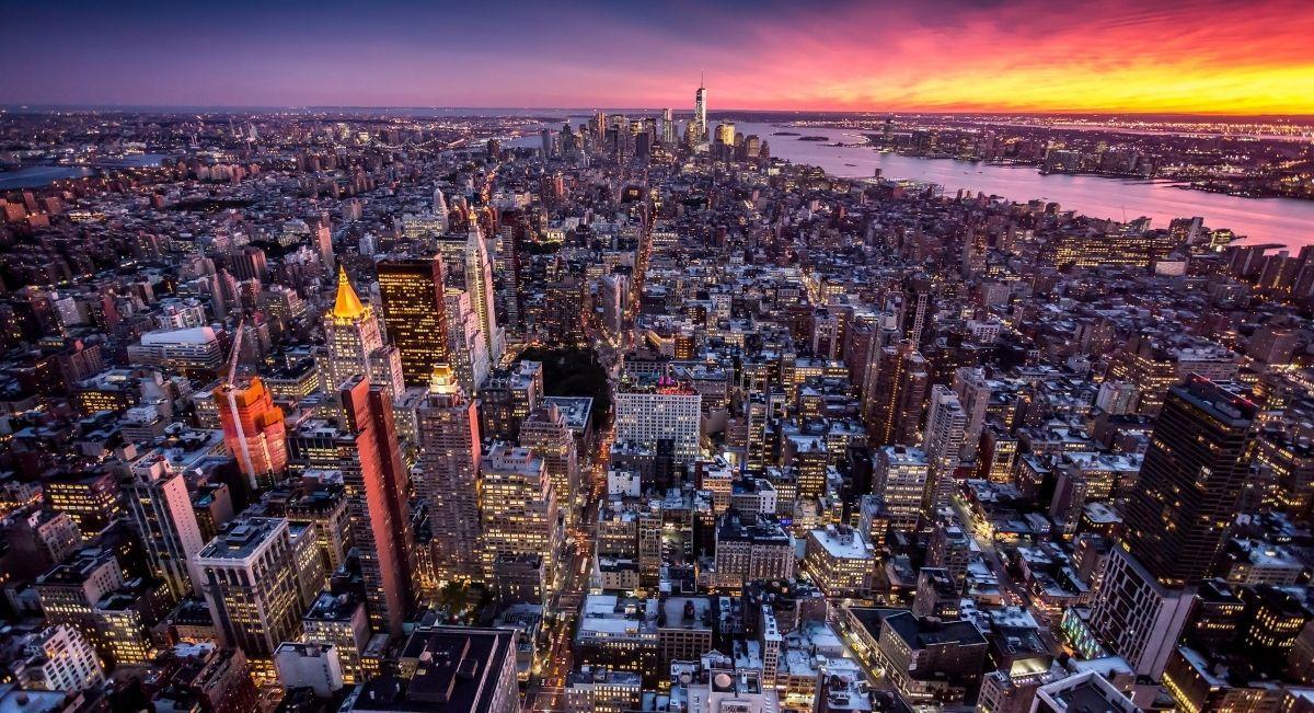 new york arrondissements